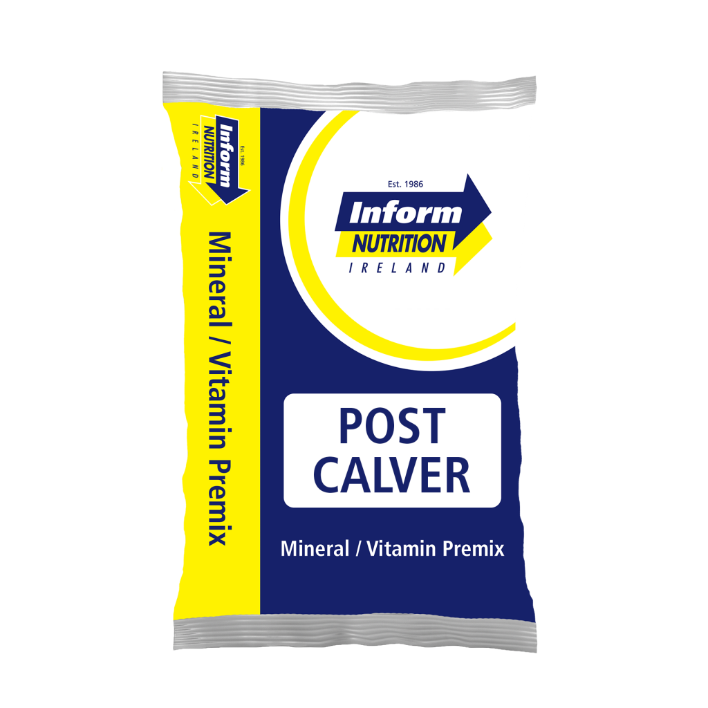 Post Calver Mineral Bags