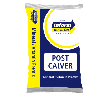 Post Calver Mineral Bags