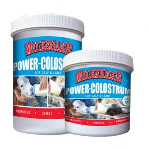 Milkshake Power Colostrum tubs