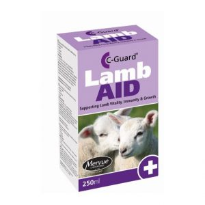 Lamb aid bottle 2